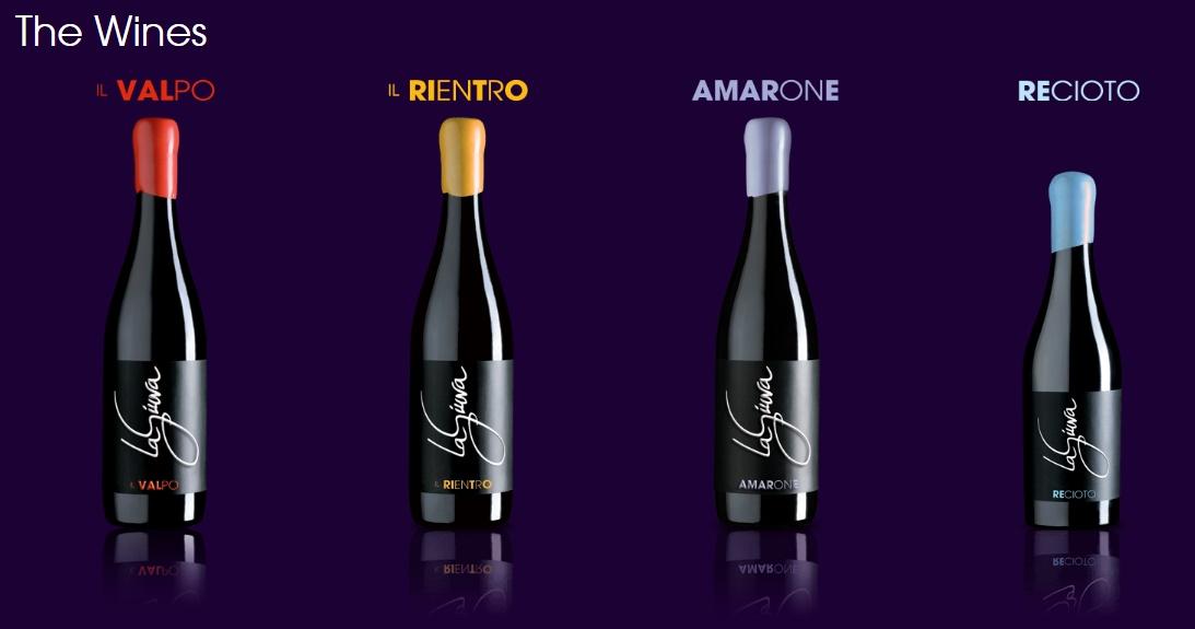 la giuva the wines