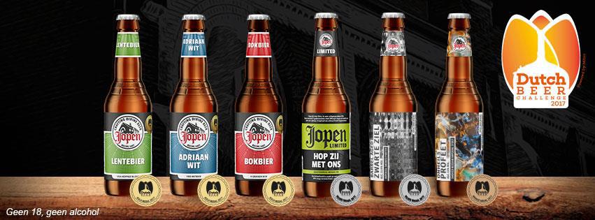 Jopen Dutch Beer Challenge
